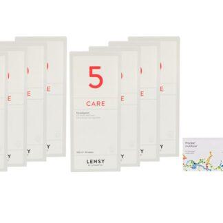 Proclear Multifocal 4 x 6 Monatslinsen + Lensy Care 5 Jahres-Sparpaket